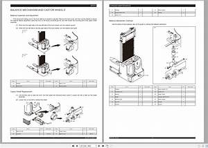 Byd Forklift Service And Part Manual New Updated