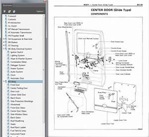 Toyota Coaster Workshop Wiring Diagram