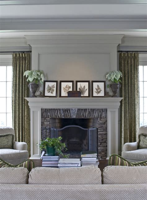 place decor fireplace mantel ideas family room traditional with built in storage bookshelves
