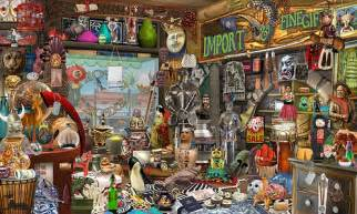 Find Hidden Objects Games