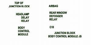 Body Control Module  U2013 Circuit Wiring Diagrams