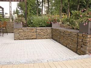 Mur En Gabion : tout faire dans le jardin avec les gabions ~ Premium-room.com Idées de Décoration