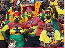 Ghana v Cape Verde 2013 Africa Cup of Nations Quarter