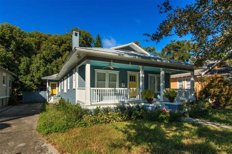 House Of The Day Lake Eola Heights Bungalow Asks $475,000