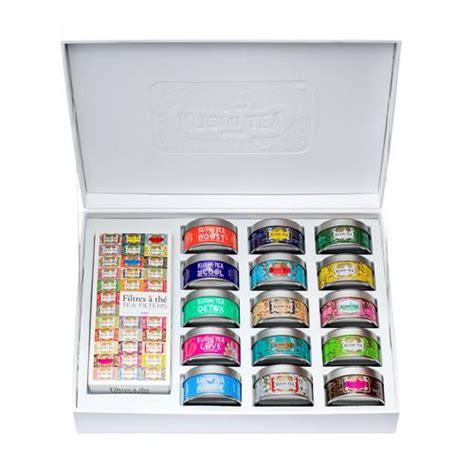 cadeau cuisine original idee cadeau original un coffret de thé à découvrir