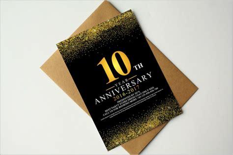 14+ Restaurant Anniversary Invitation Designs & Templates