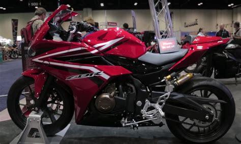 Gambar Motor Honda Cbr500r by Motor Sport Honda Cbr500r 2016 Kemungkinan Dijual Di