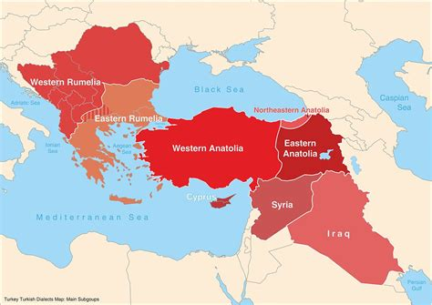 ottoman empire language turkish dialects