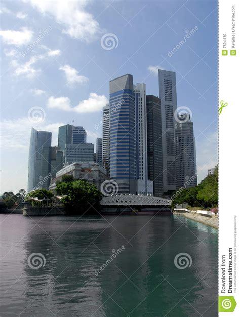 Beautiful Singapore Stock Photo Image Architecture