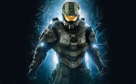 Master Chief In Halo 4 Wallpapers Hd Wallpapers Id 11177