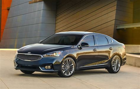 2017 Kia Cadenza Review, Ratings, Specs, Prices, And