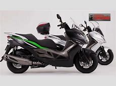 Kawasaki J300 ปะทะ FORZA 300 Yamaha Big Scooter 300 YouTube