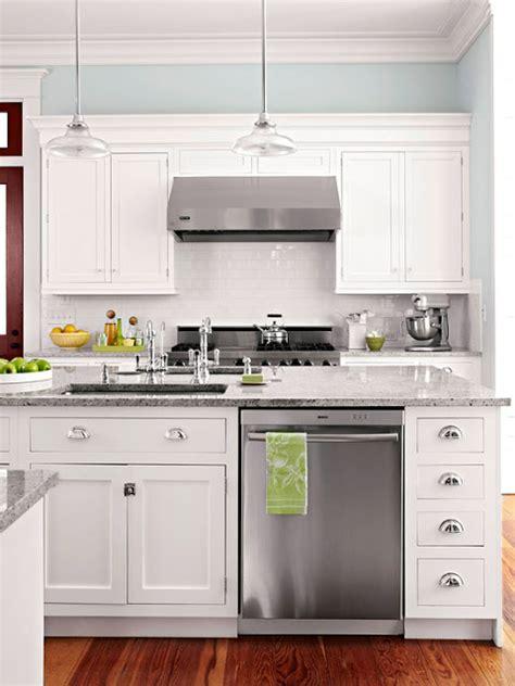 White Kitchen Cabinets by Modern Furniture 2012 White Kitchen Cabinets Decorating