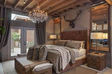 35 Best Rustic Home Decor Ideas And Designs For 2019: 35 Farmhouse Rustic Master Bedroom Ideas