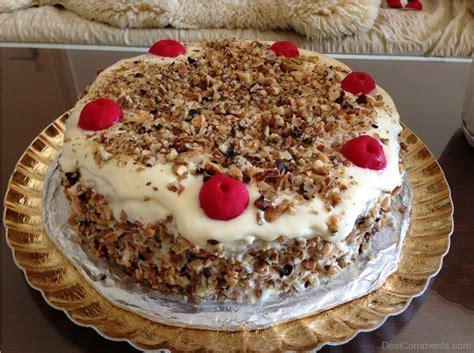 Happy Birthday With Cake Desicommentscom