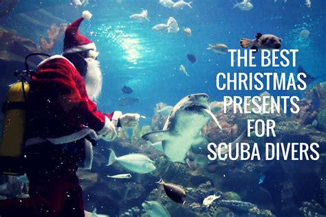 best christmas presents for scuba divers deeperblue com