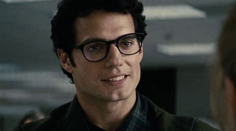 clark kent cavill henry superman glasses batman cavil vs steel disguise wearing ben justice affleck dawn suit snyder guys film