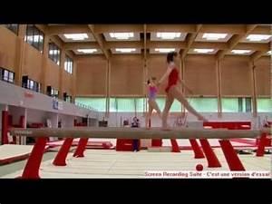 Poutre De Gym Decathlon : gymnastique en poutre l 39 insep reportage arte la ~ Melissatoandfro.com Idées de Décoration