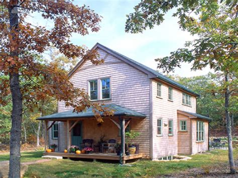 English Country Cottage In The Woods New England Small