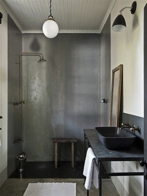 trendy  chic industrial bathroom vanity ideas digsdigs