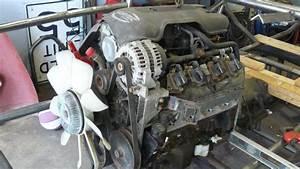 6 0 Liter Vortec Engine Motor Chevy Gmc Silverado 112k