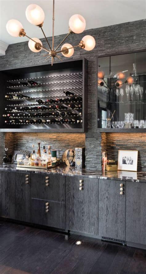 contemporary home bar ideas  dwelling designs casas