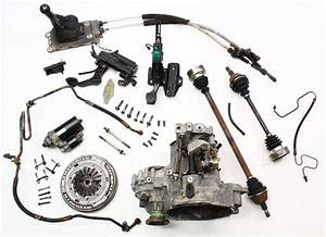 Tdi Manual Transmission Swap Parts Kit 99