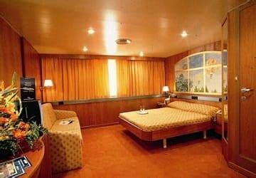 grandi navi veloci cabine commentaire du ferry fantastic de grandi navi veloci et