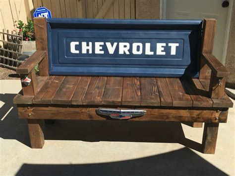 402 Best Truck Tailgate Benches Images On Pinterest