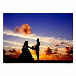 Bild Als Poster : wunschbild ihr bild als wandbild poster 50cm x 70cm quer ~ Watch28wear.com Haus und Dekorationen