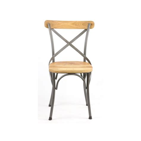 Chaise De Bistrot by Chaise Bistrot Industrielle In27