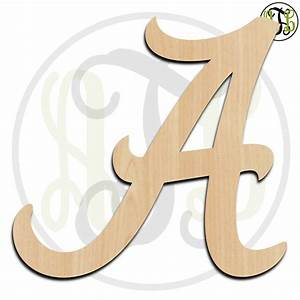 alabama font letters a z 410001 alabama alphabet cutout With wooden alabama a letter