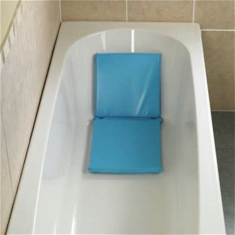 coussin de confort pour le bain