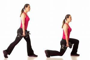 Lunge Or Split Squat - What's The Difference? | DoshaFit®