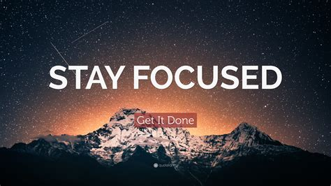 focus quotes  wallpapers quotefancy