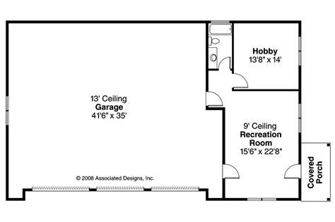 garage floorplans garage house plans master bedroom on floor side