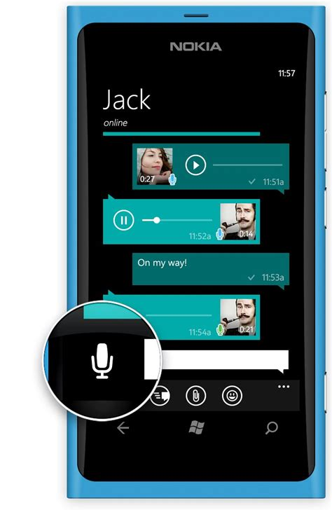 whatsapp messenger update brings voice messaging to android blackberry iphone java s40 nokia