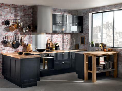 idees cuisines cuisine noir c 39 est noir la tendance qui monte joli place