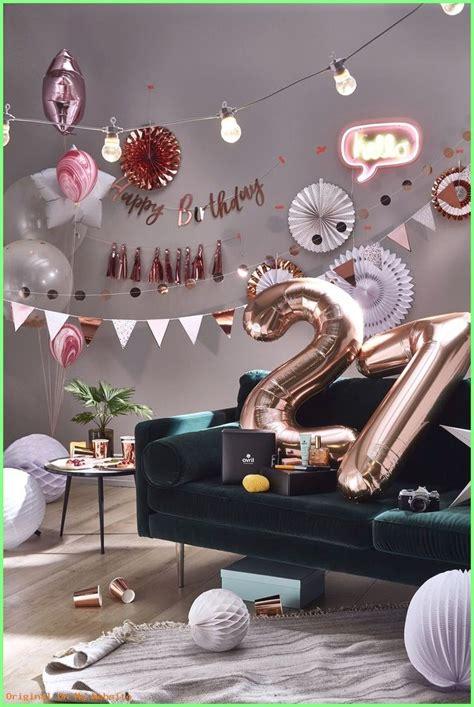 idee cadeau anniversaire  decoration anniversaire