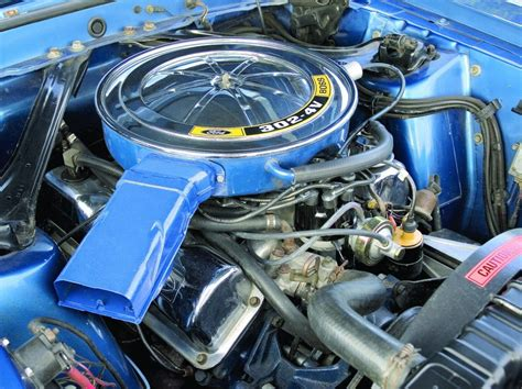 1969 Ford 302 Engine by 1969 Ford Mustang 302 Hemmings Motor News