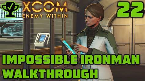 xcom enemy within walkthrough