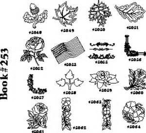 Wood-Burning Engraving Patterns