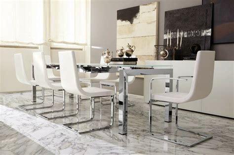 dimension meuble de cuisine 80 idées pour bien choisir la table à manger design archzine fr
