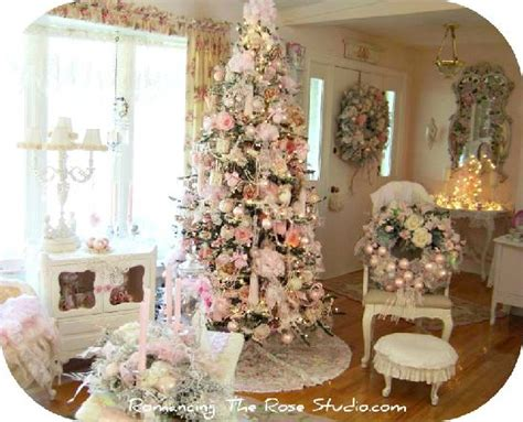 144 Best ♦shabby Chic Christmas Trees♦ Images On Pinterest Kitchen Designer Orange County Latest Designs In Kitchens Modular Design For Small Area How To A Layout With Island T Shaped Ikea Curtains Designing Seating