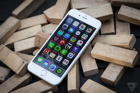iphone 6 review iphone 6 review the verge