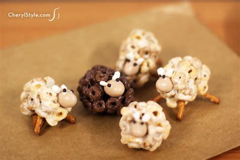 farm animal snacks for preschoolers cheerios sheep snacks family crafts 905