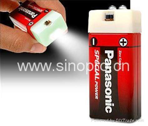 9 volt battery led flashlight hong kong manufacturer