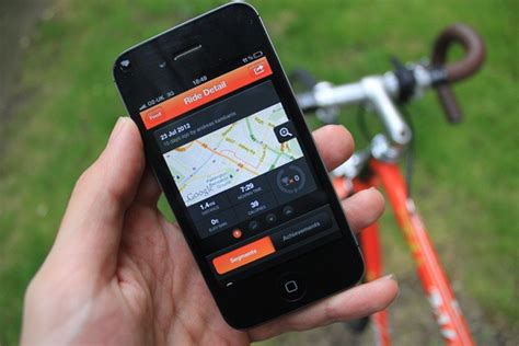 bike app android iphone apps for cyclists