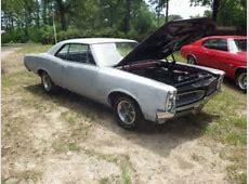 1966 gto project car hot rod muscle car for sale photos
