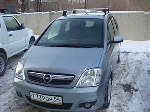 Opel Meriva 2006 : 2006 opel meriva pics ~ Medecine-chirurgie-esthetiques.com Avis de Voitures